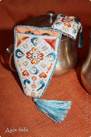Поделка изделие вышивка чехол для