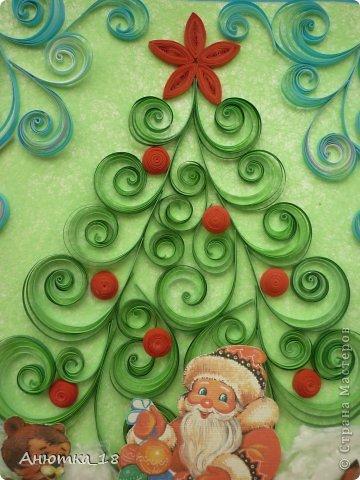 Дорогие жители Страны! От всей души поздравляю Вас с Новым годом!!! Пусть он принесет только положительные эмоции, радостные события и новые встречи!  Такие открытки я подарила маме и бабуле. Моя первая запись в Новом году начнется с них) фото 7