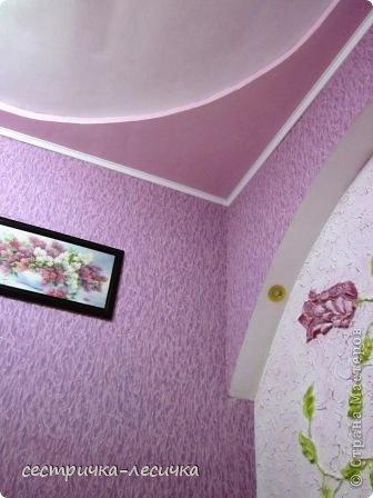 Интерьер Мастер-класс Лепка Лепка на стене №2 Бумага Гипс Краска фото 35