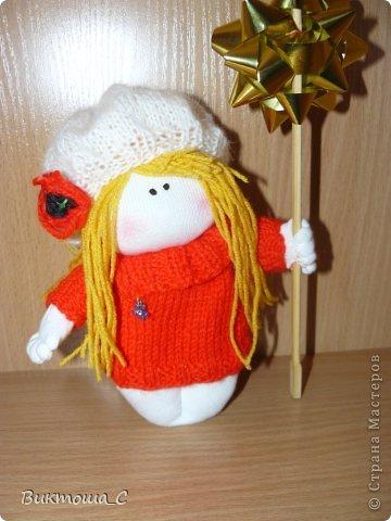 Вот такие Новогодние девочки получились у меня за несколько дней!))) фото 3