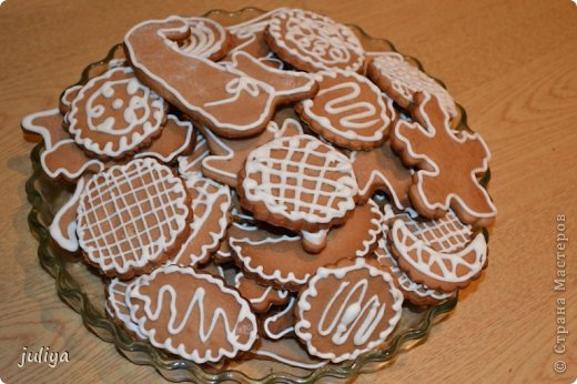 Кулинария Мастер-класс Рождество Рецепт кулинарный Рождественские козули и пряничный домик Продукты пищевые фото 17