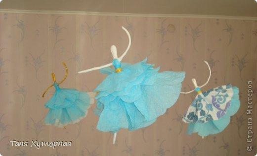 Как сделать балерину на новый год своими