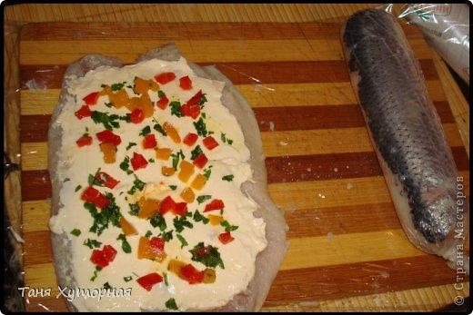 Кулинария Мастер-класс Рецепт кулинарный Рулеты из сельди Продукты пищевые фото 3