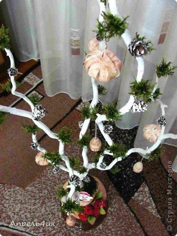 Выкладываю с опозданием свое новогоднее дерево. фото 5