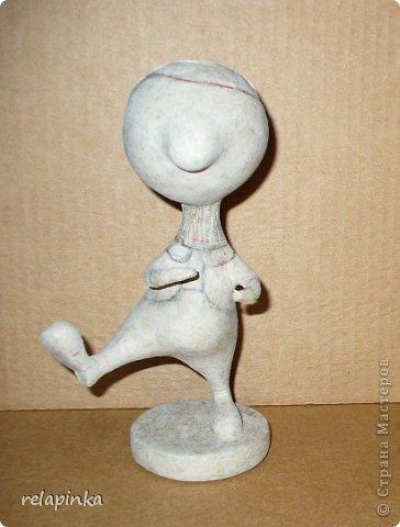 Пасхальный кролик (поэтапные фоты росписи)  фото 57