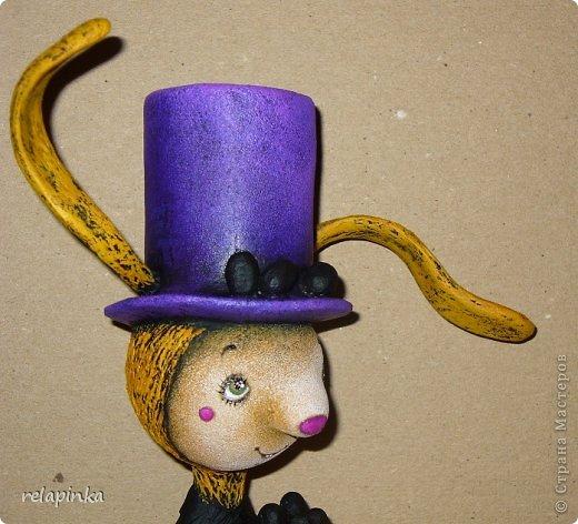 Пасхальный кролик (поэтапные фоты росписи)  фото 25