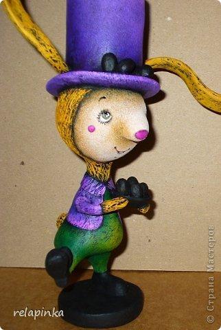 Пасхальный кролик (поэтапные фоты росписи)  фото 29