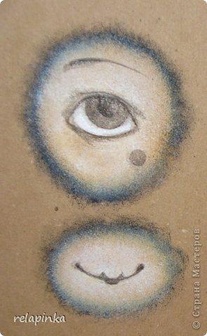 Пасхальный кролик (поэтапные фоты росписи)  фото 39