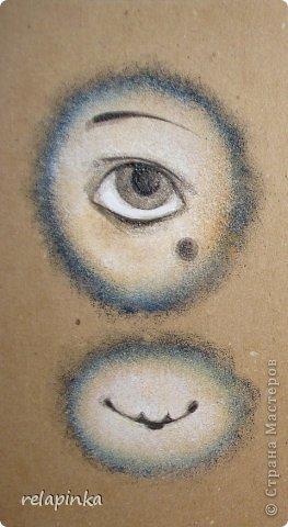 Пасхальный кролик (поэтапные фоты росписи)  фото 40