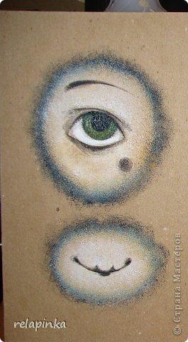 Пасхальный кролик (поэтапные фоты росписи)  фото 42