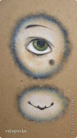 Пасхальный кролик (поэтапные фоты росписи)  фото 43