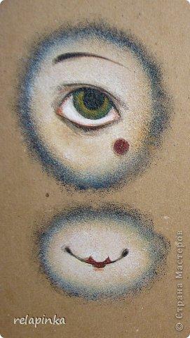 Пасхальный кролик (поэтапные фоты росписи)  фото 44