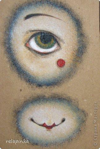Пасхальный кролик (поэтапные фоты росписи)  фото 45