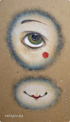 Пасхальный кролик (поэтапные фоты росписи)  фото 46