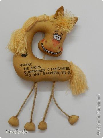 Спасибо Надежде https://stranamasterov.ru/user/101797 за чудесную идею! Долго я сопротивлялась, но не выдержала и сделала этих лошадок! Табунчик растет и сразу разбегается. Это первая партия Не все мордашки получились удачными, но что есть... фото 35