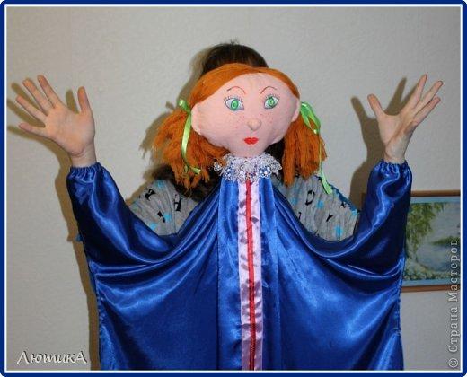 Мастер классы ростовым куклам 34