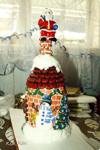 Мастер-класс Новый год Лепка Новогодняя капсула времени Тесто соленое фото 27