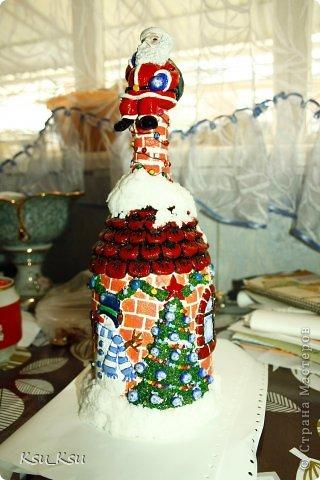 Мастер-класс Новый год Лепка Новогодняя капсула времени Тесто соленое фото 28