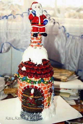 Мастер-класс Новый год Лепка Новогодняя капсула времени Тесто соленое фото 26