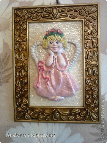 Ангелочек  размер 12 см фото 3