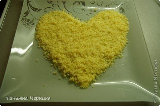 Приветствую всех заглянувших! Сегодня решила поделиться рецептом пикантного, нежного и очень вкусного салатика! Рецепт совсем не сложный и требует совсем не много времени на приготовление. Итак приступим!  фото 3