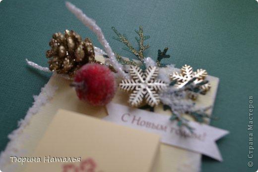 Магнитики к Новому году с отрывными страничками! фото 4