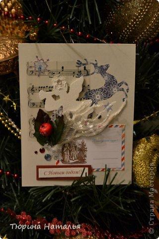 Сначала открытки покажу с лошадками, все таки год лошади))) фото 18