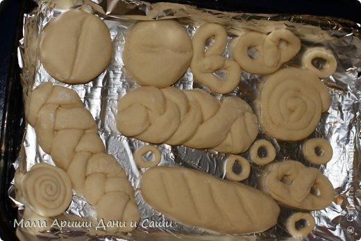Картинки: Как сделать разные формы булочек из дрожжевого теста, как (Картинки) в Барнауле