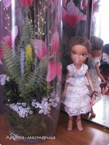 Хочу представить вам Лилю в костюме минувшего века. фото 2