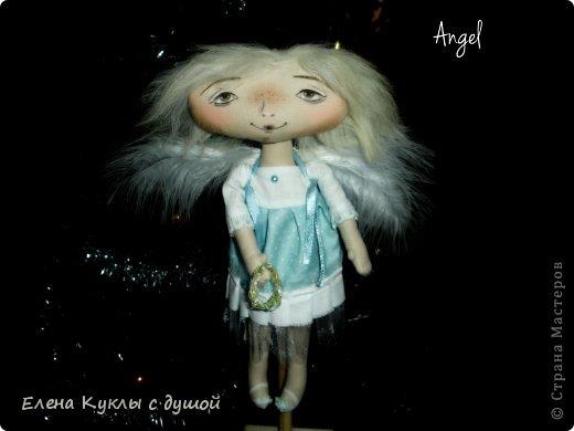 Ангел Ладушка
