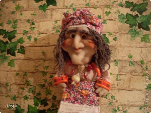 Спасибо большое куклам-домашкам Ликмы https://stranamasterov.ru/node/67310?c=favorite, благодаря Вашим красоткам у меня дома теперь тоже поселилась такая дамочка =)  фото 1