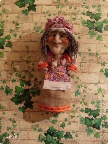Спасибо большое куклам-домашкам Ликмы https://stranamasterov.ru/node/67310?c=favorite, благодаря Вашим красоткам у меня дома теперь тоже поселилась такая дамочка =)  фото 2