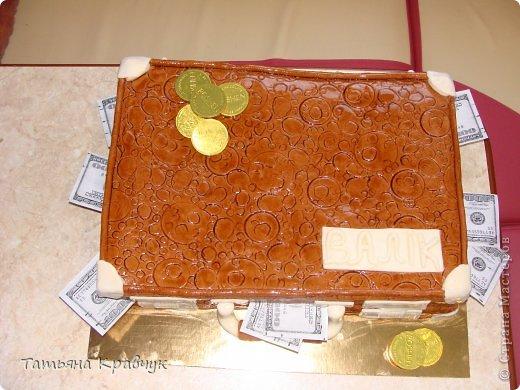 """Добрый вечер, мастерицы. Представляю на ваш суд наши мастичные тортики. Скажу сразу, что работа не моя полностью. Есть у меня подруга, печет изумительные торты. Я участвовала скажем так в украшательстве. Торт """"Замок принцессы"""" фото 7"""