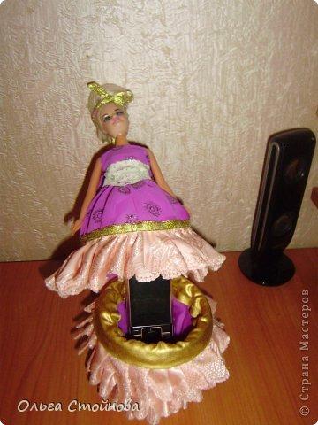 Кукла-шкатулка(попытка №1 ) фото 3