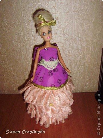 Кукла-шкатулка(попытка №1 ) фото 1