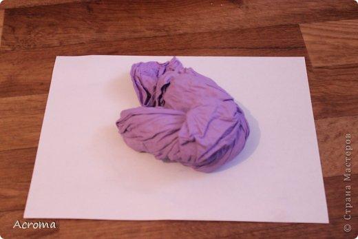 Мастер-класс Поделка изделие Картонаж Красим ткань и делаем из нее шкатулочки Картон Ленты Ткань фото 6
