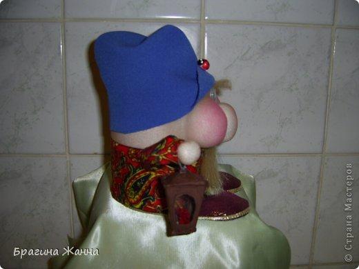я к вам снова с гномиком)))теперь их нужно же собрать всех вместе ))))и так знакомьтесь это Скромник)))) вот такой он Скромный и добрый)))) фото 4