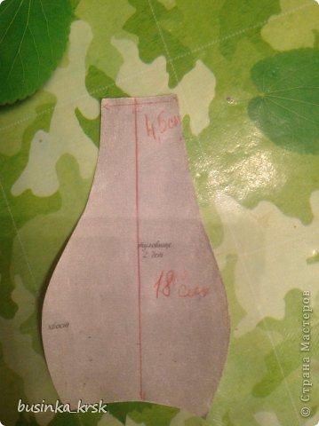 Игрушка Мастер-класс Вязание спицами Вязаный свитер для текстильной игрушки Пряжа фото 2