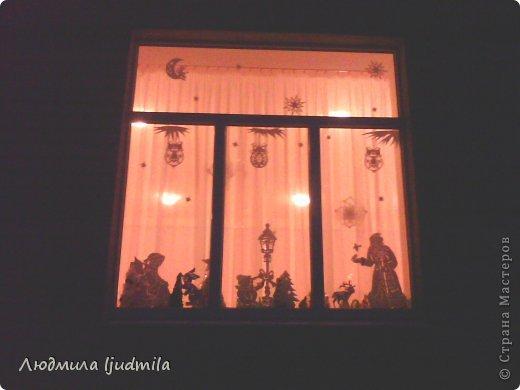 Украшала окна в детском саду фото 2