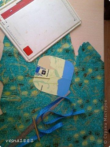 Гардероб Мастер-класс Шитьё Пошив кожаной сумки своими руками Кожа фото 2