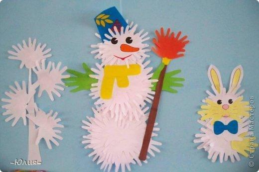 Работа выполнена с детьми старшей группы детского сада фото 1