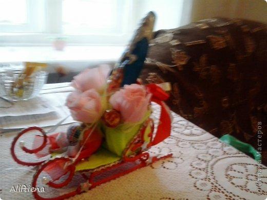 Сани с Дед Морозом) фото 3