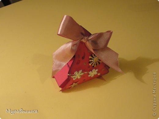 Эту открытку я подарила на Рождество подружке фото 9