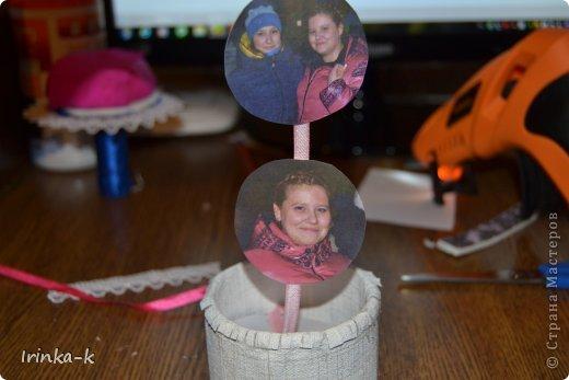Вот такую я коробочку с секретом сделала для сестры на день рождения   фото 5