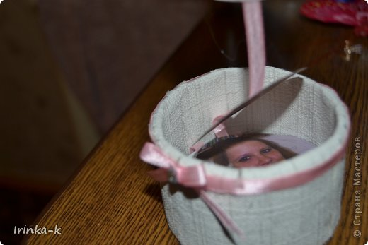 Вот такую я коробочку с секретом сделала для сестры на день рождения   фото 6