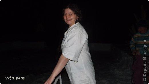 С Крещением вас поздравляю, И только лучшего желаю – Пускай крещенские морозы Навеки забирают слезы, А белый снег когда растает – С ним все тревоги исчезают, Желаю радости всегда, Любви на долгие года!  фото 5