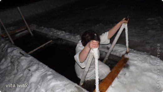 С Крещением вас поздравляю, И только лучшего желаю – Пускай крещенские морозы Навеки забирают слезы, А белый снег когда растает – С ним все тревоги исчезают, Желаю радости всегда, Любви на долгие года!  фото 6