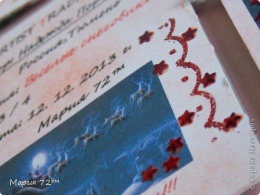 """АТС.Серия""""Веселые снеговики"""")) Была сделана в том году, моей мамой. Замечаю,что многие не хотят обмениваться с детьми, хочу сказать, что обмены карточками АТС происходят с моей мамой, то есть не со мной ребенком, а со взрослым человеком.  Всего карточек 4, из них 2 остаются нам. Все карточки объёмные,красивые. ОБМЕН ПРОИСХОДИТ ЖЕЛАТЕЛЬНО СО ВЗРОСЛЫМИ ЛЮДЬМИ И З/П. №1/4-Нельча №2/4-Elises №3/4-Мария 72™ №4/4-Мария 72™ фото 17"""