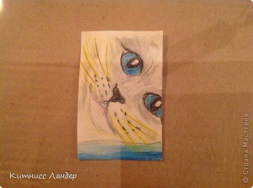 Ура!!! У меня получилось нарисовать серию карточек АТС.  фото 7