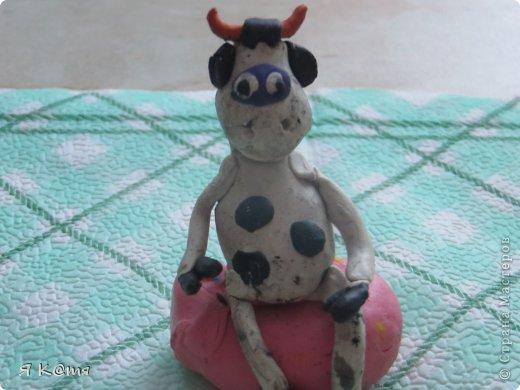 Жила-была корова.  фото 1
